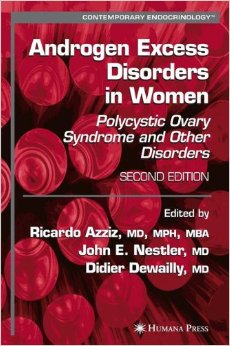 PCOS Book – Androgen Excess Disorders in Women: Polycystic Ovary Syndrome and Other Disorders (Contemporary Endocrinology S.)