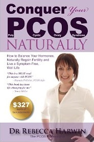 PCOS Book –  Conquer Your PCOS Naturally