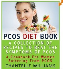 PCOS Book – PCOS Diet Book – A Collection Of Recipes To Beat The Symptoms Of PCOS