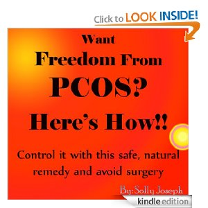 PCOS Book – PCOS Freedom