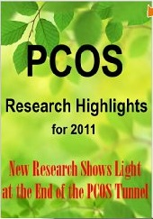 PCOS Book – PCOS Research Highlights for 2011