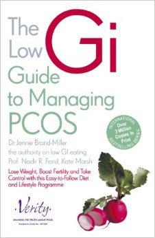 PCOS Book – The Low GI Guide to Managing PCOS
