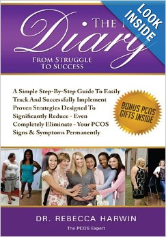 PCOS Book – The PCOS Diary – From Struggle To Success (B&W)