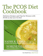 PCOS Book – The PCOS Diet Cookbook: Delicious Recipes and Tips for Women with PCOS on the Low GI Diet