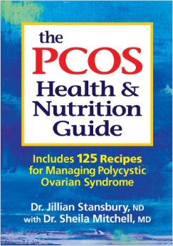 PCOS Book – The PCOS Health and Nutrition Guide