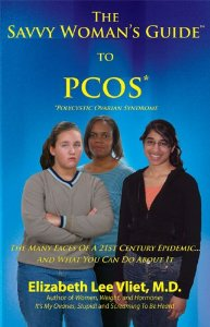 PCOS Book – The Savvy Woman's Guide to PCOS (Polycystic Ovarian Syndrome)