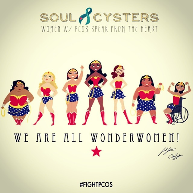 SoulCysters = WonderWomen!