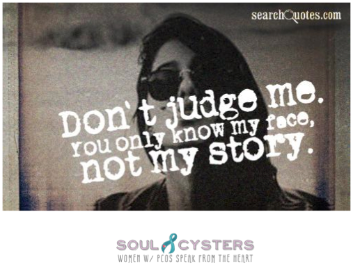 pcos quote soulcysters soul cyster124