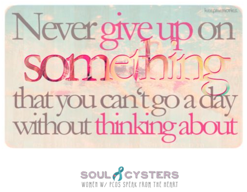 pcos quote soulcysters soul cyster183