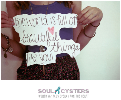 pcos quote soulcysters soul cyster203