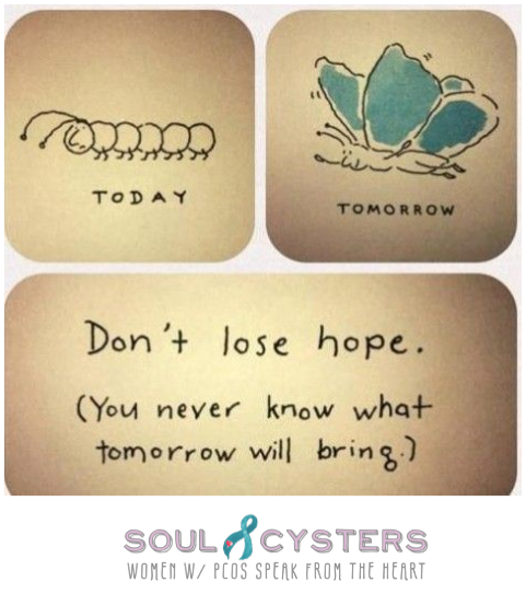 pcos quote soulcysters soul cyster209