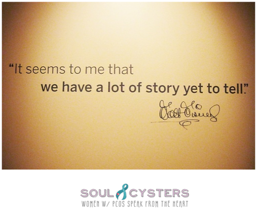 pcos quote soulcysters soul cyster226