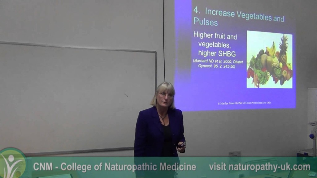 {VIDEO} Dr. Marilyn Glenville on Polycystic Ovary Syndrome (PCOS)