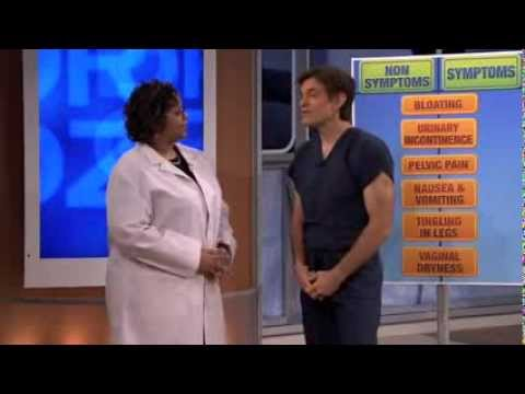 {VIDEO} Dr Oz Show: Ovarian Cyst Treatment And Detection With Shocked Woman