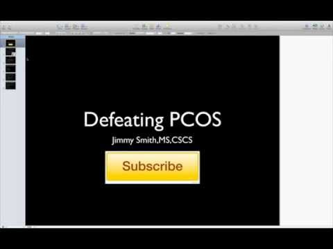{VIDEO} PCOS Diet: PCOS treatment and nutrition for PCOS