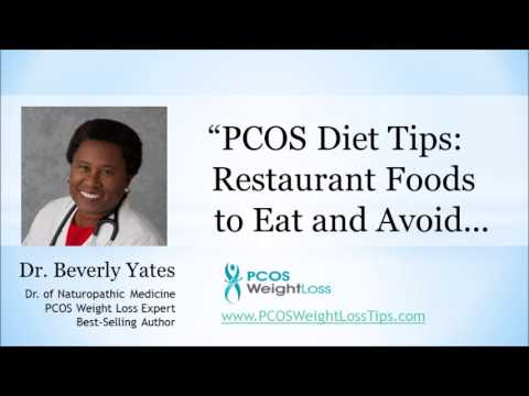 {VIDEO} PCOS Diet Tips: Restaurant Foods to Eat and Avoid
