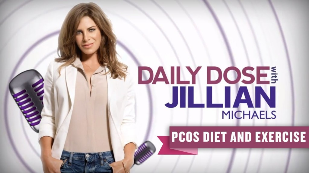 {VIDEO} Treating PCOS with Diet and Exercise | Daily Dose With Jillian Michaels | Everyday Health