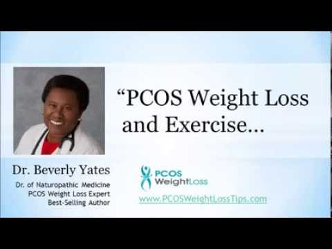 {VIDEO} PCOS Weight Loss and Exercise…