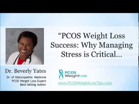 {VIDEO} PCOS Weight Loss Success: Why Managing Stress is Critical…