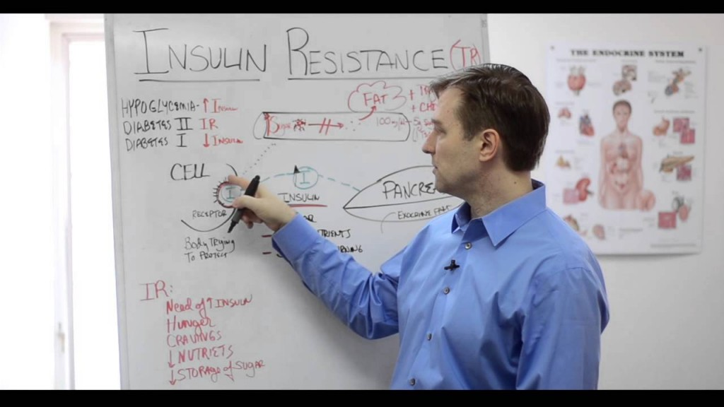 {VIDEO} Understanding Insulin Resistance and What You Can Do About It