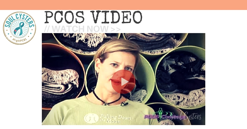 {VIDEO} Pulling Down the Moon and PCOS Challenge