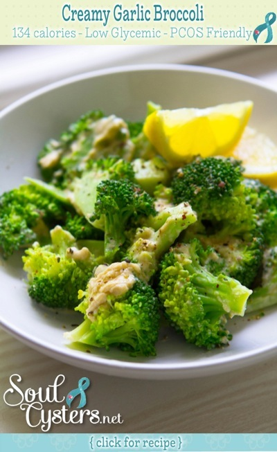 More PCOS Friendly recipes @ SoulCysters.com