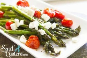 PCOS Friendly Recipe – Roasted Asparagus