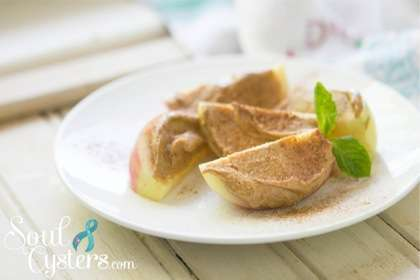 PCOS Friendly Recipe – Cinnamon Apples & Almond Butter