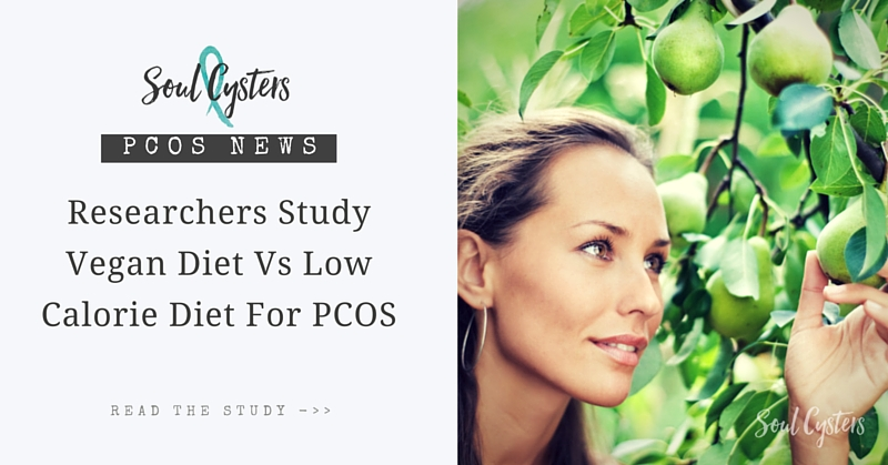 Researchers study Vegan Diet vs Low Calorie diet for PCOS