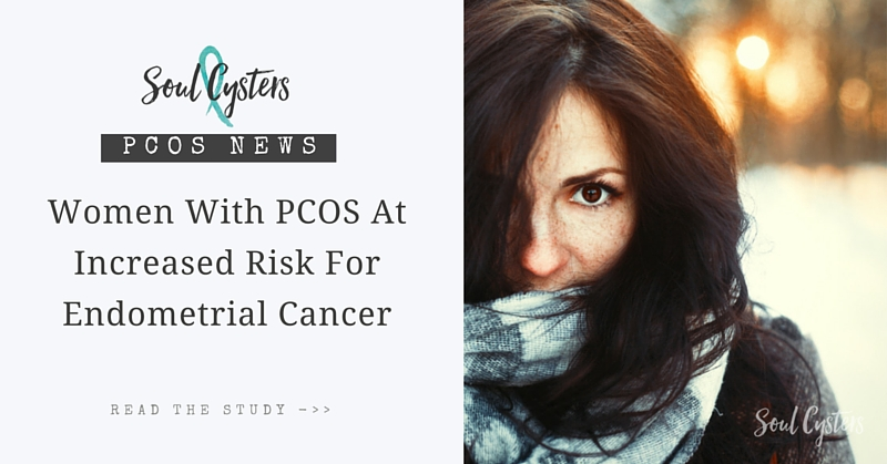 Women with PCOS at increased risk for endometrial cancer