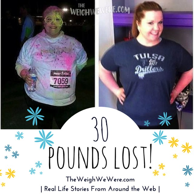 She lost weight with PCOS  read her story athellip