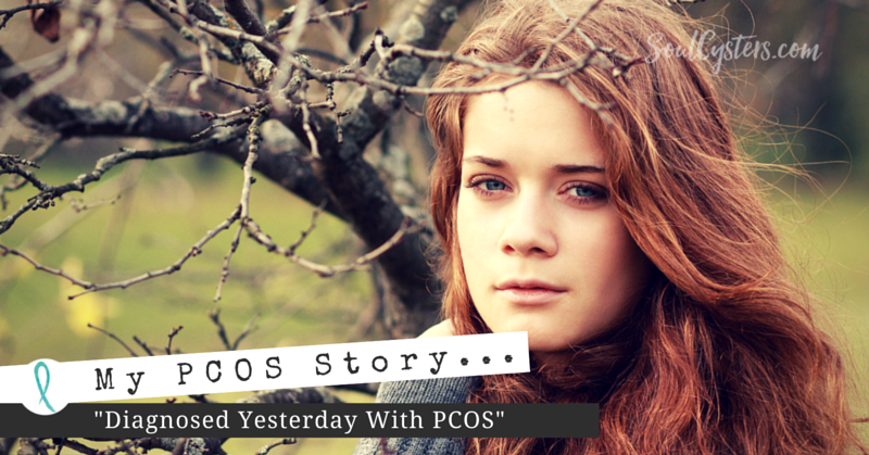 Diagnosed Yesterday With PCOS