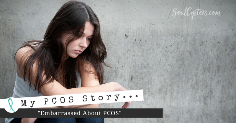 Embarrassed About PCOS