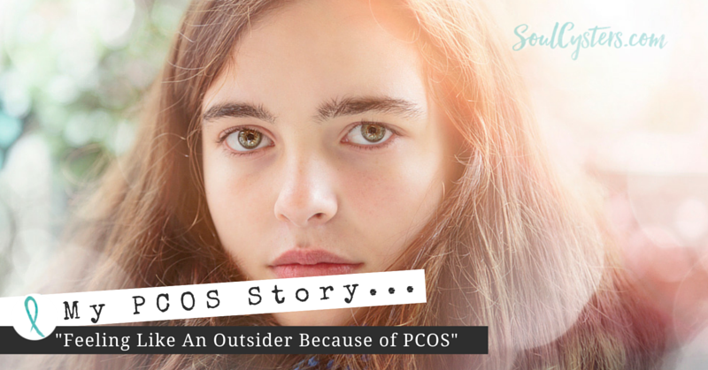 Feeling Like An Outsider Because Of PCOS