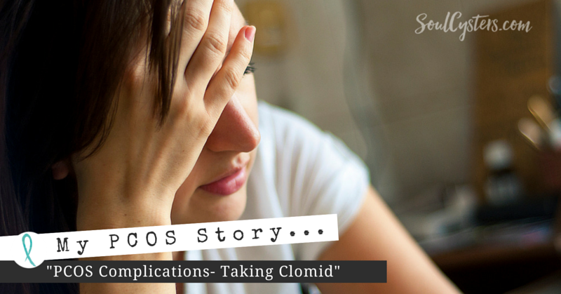 PCOS Complications- Taking Clomid