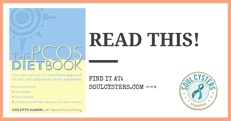 PCOS Book – The PCOS Diet Book